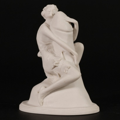The Hugger Marble Sculpture
