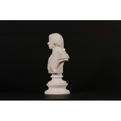 Nelson Bust Marble Sculpture
