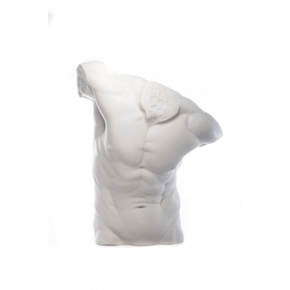 Marble Male Torso (large)