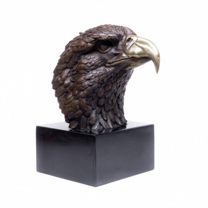 Bronze study of an Eagle