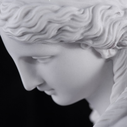 Purity Marble Bust