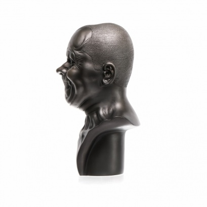 A Strong Man by Messerschmidt