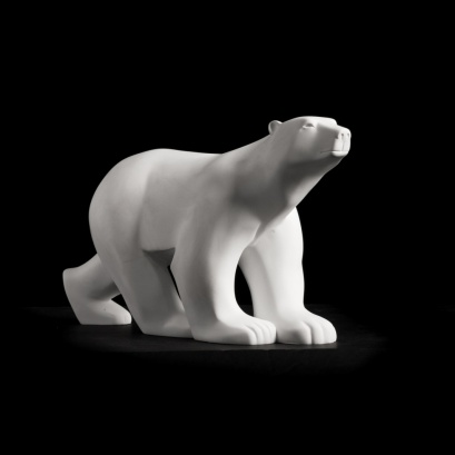 Polar Bear (large) by Francois Pompon