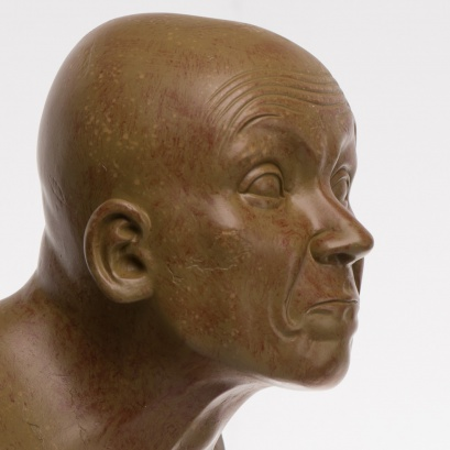 The Simpleton by Franz Xaver Messerschmidt