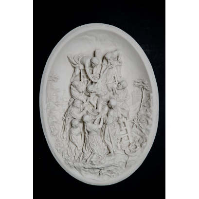 Death of Christ wall plaque.
