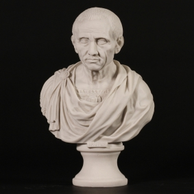 Brutus Bust Marble Sculpture