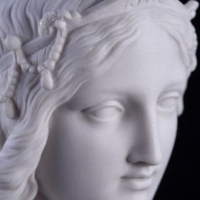 Princess Marble Sculpture