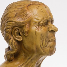 The Vexed man by Franz Xaver Messerschmidt